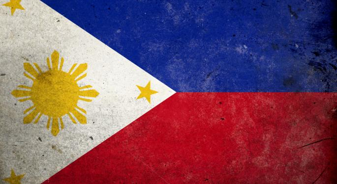 Can The Philippines ETF Keep up Its Torrid Pace in 2013?