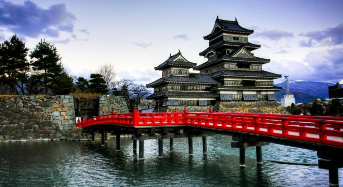 Another Japan ETF Sees Soaring Inflows