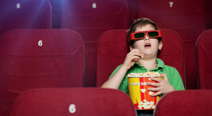 New 3-D Films Planned Despite Eroding Public Interest