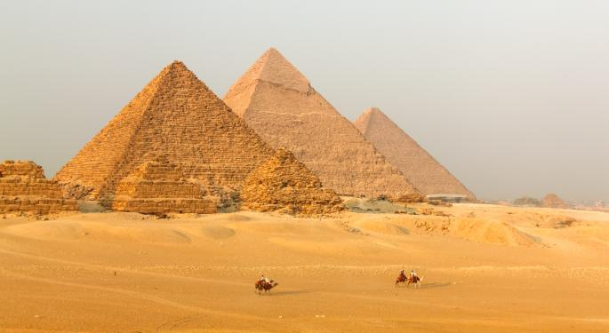 Egypt ETF Soars as Morsi's Control Appears Tenuous