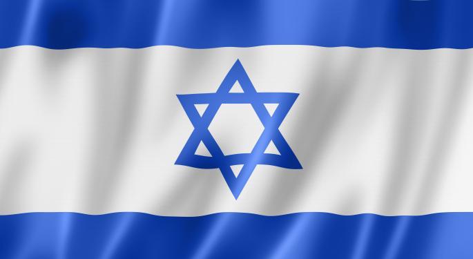 New Israel ETF Debuts Wednesday ISRA