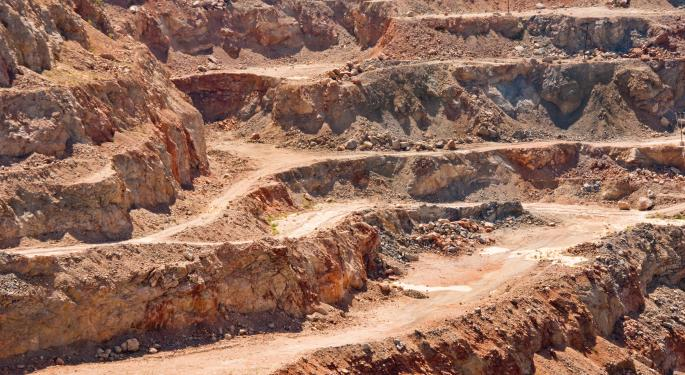 As Mining ETFs Wilt, This One Stands Tall