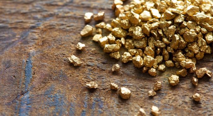 ETFs To Play The Fall Of Gold GLD, IAU, DGZ, DZZ