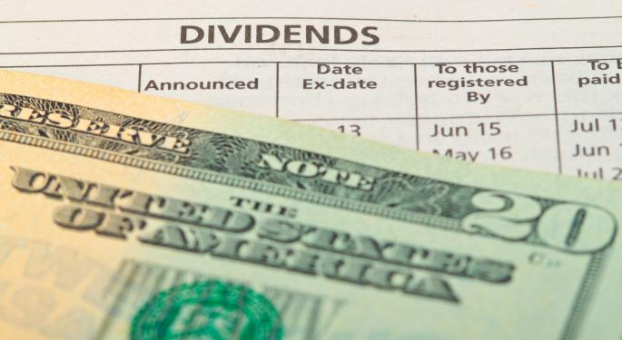 Four Large Cap Buyout Candidates with Healthy Dividends CA, GRMN, LO, NOC