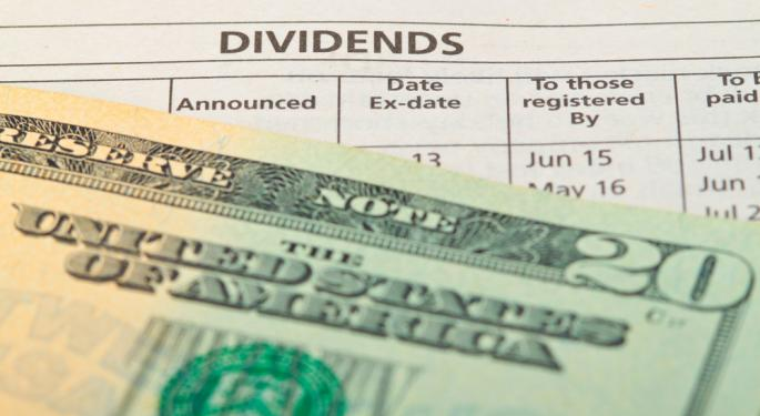 Be Thankful For New Dividend ETFs