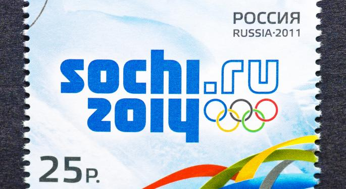 Who Are The Economic Winners At The Sochi Winter Games?