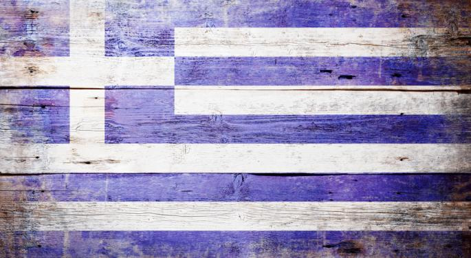 Greece ETF Down on Emerging Markets Demotion