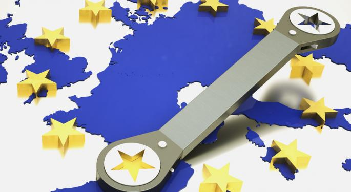 Eurozone PMI Solidifies Recovery