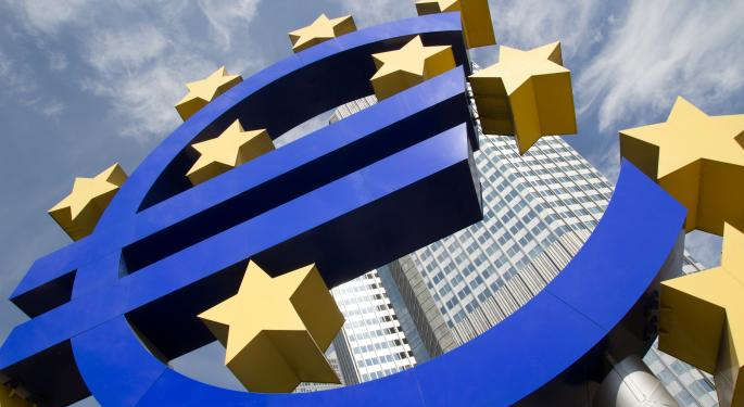 ECB Cuts Rates, Sends Euro Sliding