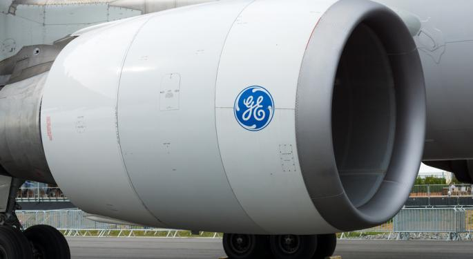 General Electric Tops Estimates, Rises on Friday