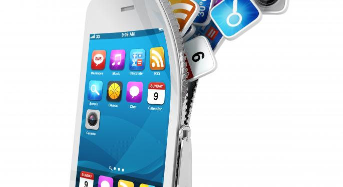 Mobile Users Ditching the Mobile Web in Favor of Apps
