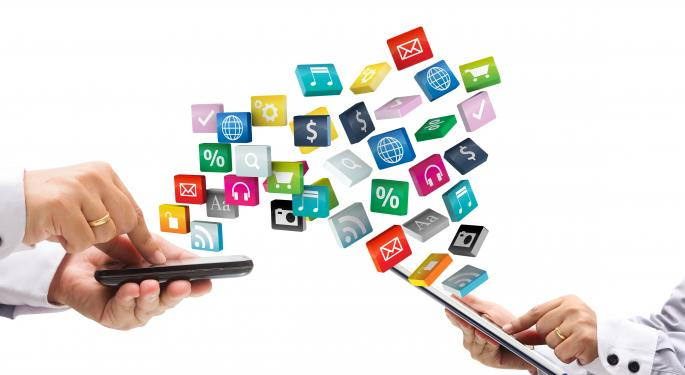 The Latest in College Trends: The Mobile-Apps Sector