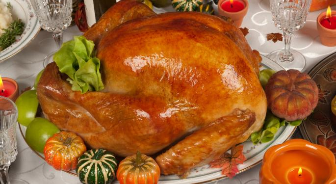 What Benzinga is Thankful For This Thanksgiving