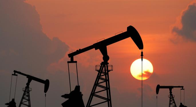 Strong Dollar Weighs on Brent Prices