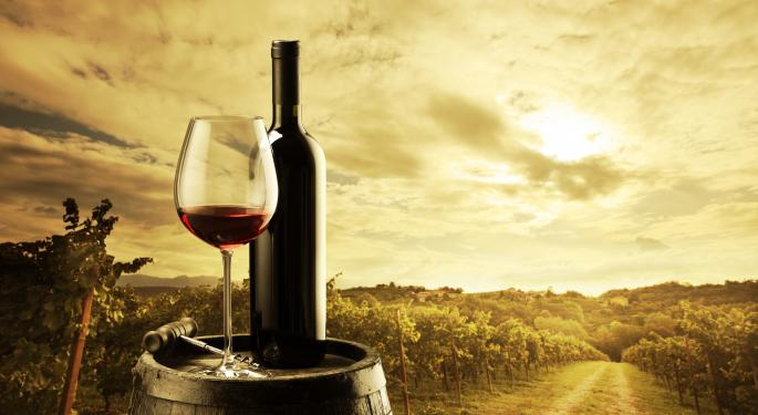Let's Drink to That: U.S. is World's Largest Wine Market, with Sales Expected to Expand