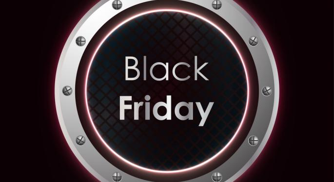 Stocks for Black Friday