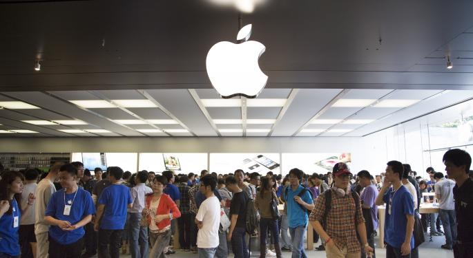 New comScore Data Shows Apple Gaining Market Share AAPL
