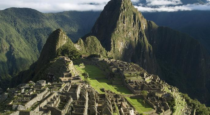 Peruvian Pause With These ETFs