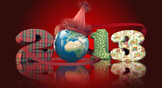 Benzinga Market Primer, Monday, December 31: New Year's Eve Edition