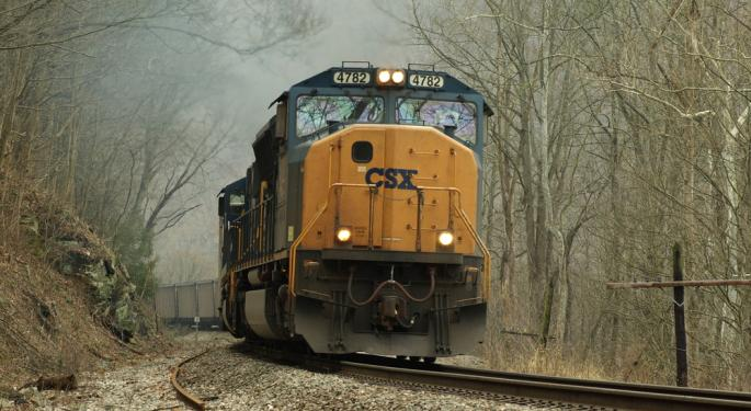 CSX Reports Better Than Expected Q1 Earnings and Revenue