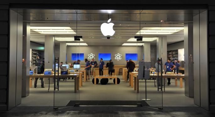 Apple Wants To Restore The Grandeur Of Retail Stores AAPL