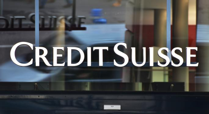 New Additions To The Credit Suisse Top Picks List