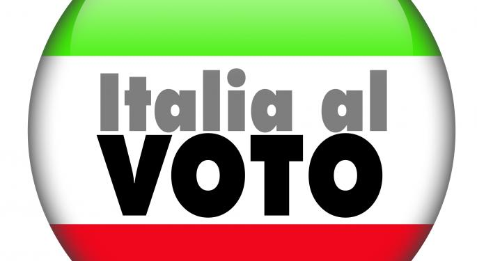Italian Election Preview: Will Italy Vote the Full Monti?