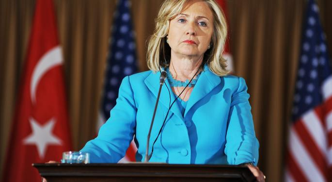 This Greek-American Newspaper Has Proof Hillary Clinton Will Run in 2016