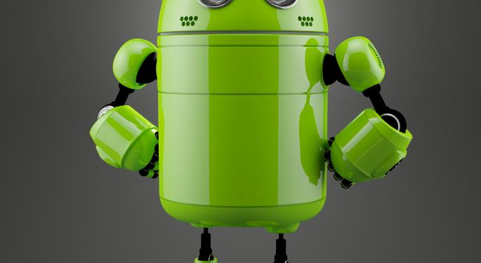 Google's Massive Android Growth Reduced Apple's iOS Market Share In Q2 2013