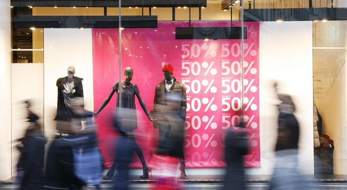 Weak Retail Sales Report Puts Tapering On Hold