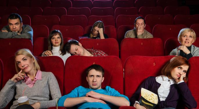 SLIDESHOW: John Carter, The Lone Ranger and Other Box Office Flops