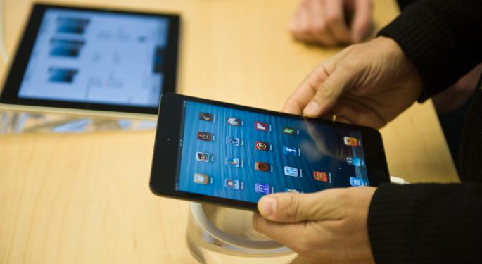 Apple Sold 12.5 Million iPad Mini Units in Q2