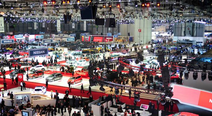 Detroit Auto Show Unveilings Underscore Auto-Makers' Retooling Efforts