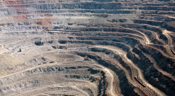Four Mining and Metals Stocks With Upside Potential ABX, FCX, KGC, SCCO