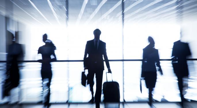 China Expected to Become Top Business Travel Market