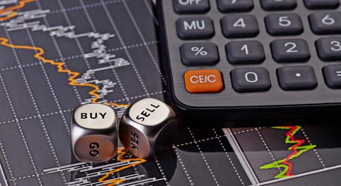 Buy Signal For Sector ETFs SPY, XLP, IAT, SMH, XLE