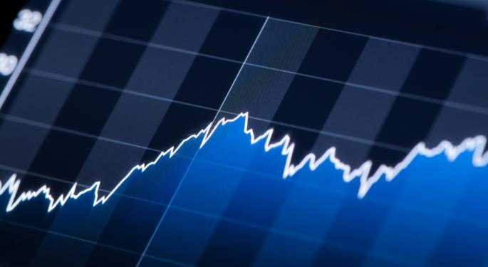 Mid-Day Market Update: Pandora Shares Tumble After Q1 Results; Weatherford Spikes Higher
