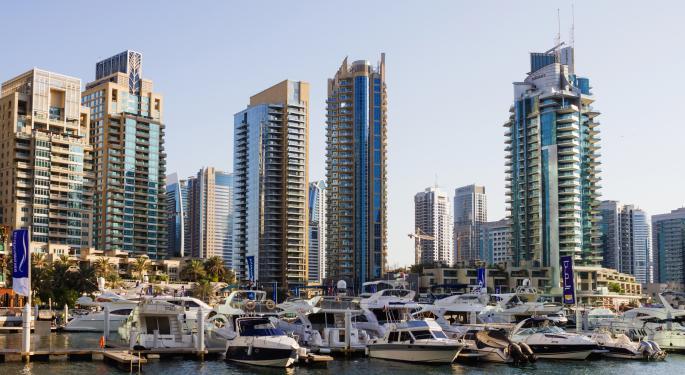 Dubai's Dominant Stocks Good For These ETFs
