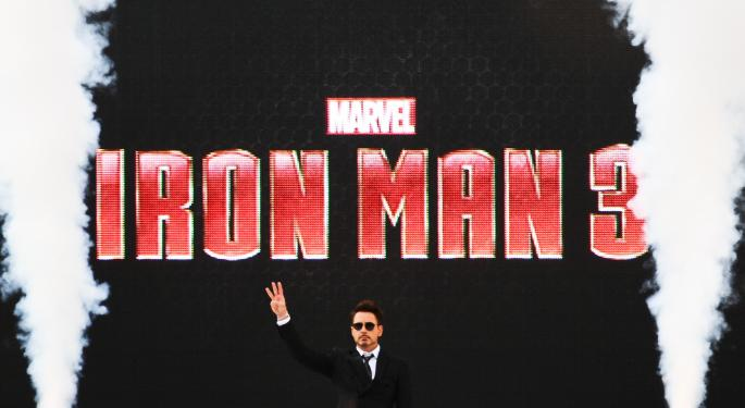 'Iron Man 3' Scores Big and Disney Can't Be Happier