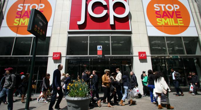 J.C. Penney: We're Back, Baby!