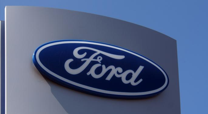 Five Star Stock Watch: Ford Motor Company