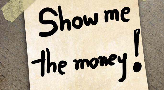 2014 Better Show Money, Or Else...