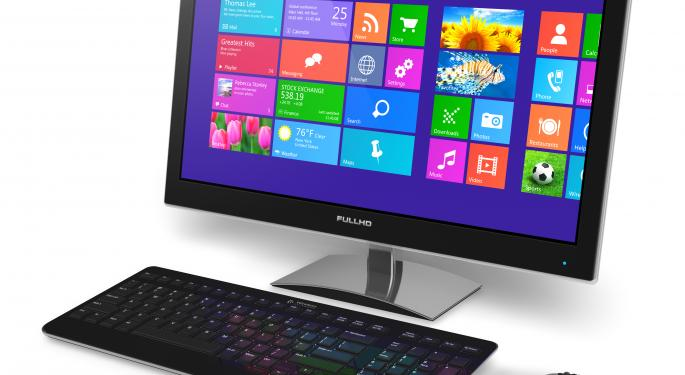 Windows 8 Now Loaded Onto 9.3% Of All PCs