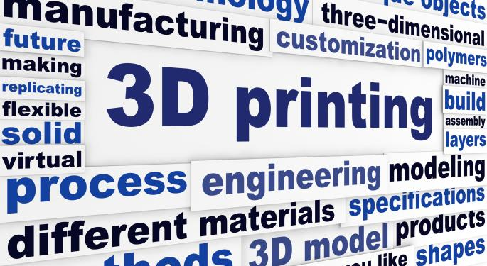 The 3D Printer Craze Is Overblown