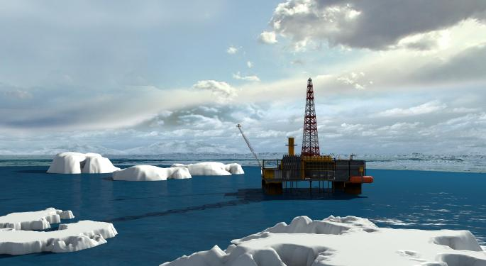Shell Halts Arctic Oil Exploration