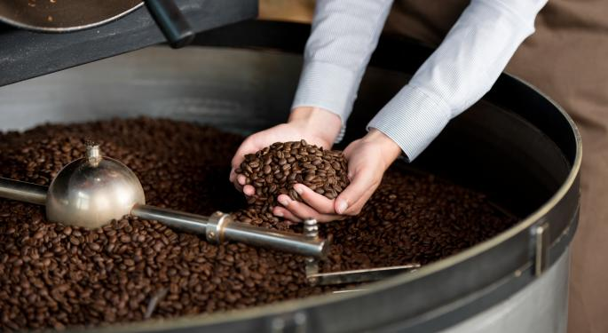 Green Mountain Coffee Roasters Shows Value of Correlation Trading