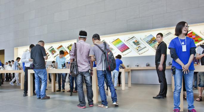 Apple's iPhone 5C Could Boost European Sales AAPL