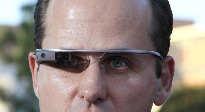 Google Glass Is Going To Work