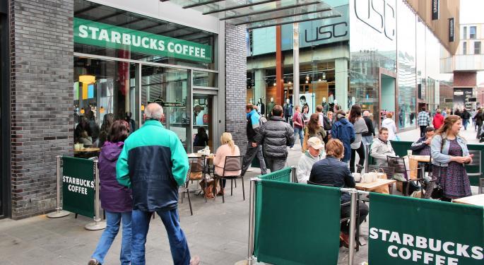 Starbucks Will Show Q4 Loss of $2.12 Billion Following $2.7 Billion Fine