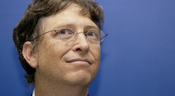 Should Bill Gates Just Go Ahead and Hang It Up?